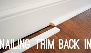 twelve consuming tasks when installing hardwoods