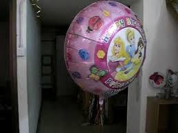 singing balloon of the princess singing balloon mov