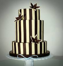 pictures 6 of 13 modern chocolate wedding cakes photo gallery