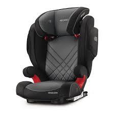 sieges auto recaro recaro siège auto monza 2 seatfix carbon black groupe 2 3