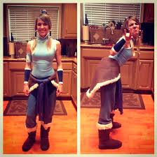 Aang Halloween Costume Season 1 Korra Costume Costumes Aang Avatar
