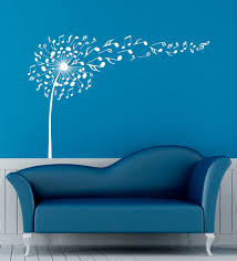 Music Note Wall Decor Music Notes Wall Decal Vinyl Stickers Music Dandelion Home