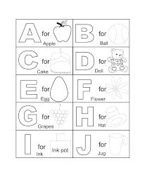 printable alphabet kindergarten abc coloring pages for kindergarten yuga me