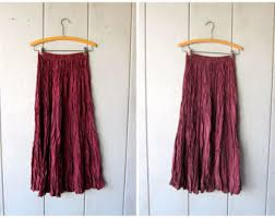 silk skirt silk skirt etsy