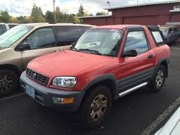cc outtake 1998 toyota rav4 shorty soft top u2013 the very first cuv