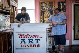 walk ins lyle tuttle tattoo and museum in san francisco tattoo life