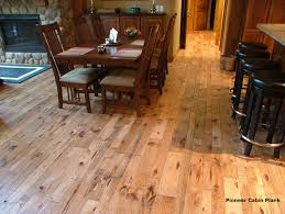 product information pioneer cabin hickory chelsea plank flooring