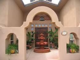 southwest style homes su casa southwestern homes patios porches house