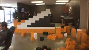 everblock timelapse video of everblock office wall partition cubicle youtube