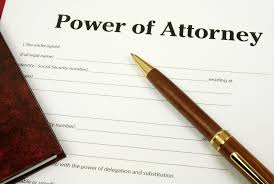 Durable Unlimited Power Of Attorney by Should A Power Of Attorney Be A Part Of My Estate Plan Estate