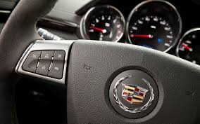 cadillac cts steering wheel 2012 cadillac cts premium collection editors notebook