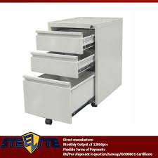 metal desk with file cabinet china cabinet desk wholesale alibaba