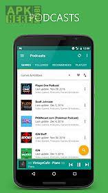 podcasts player for android pixel podcast player for android free at apk