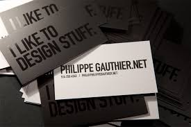 Graphic Artist Business Card 15 Inspiring Black And White Business Cards Printplace