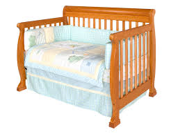 Davinci Kalani Convertible Crib Davinci Kalani 4 In 1 Convertible Baby Crib In Oak W Toddler