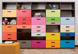 Bedroom Storage Bedroom Storage With Colour For Kid Bedroom Home Interiors