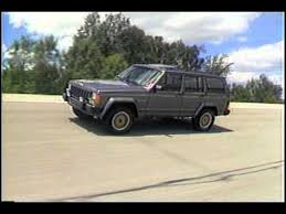 1989 jeep wagoneer limited 1989 jeep cherokee limited youtube