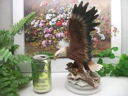 home interiors homco masterpiece porcelain bald eagle wild bird home interiors homco masterpiece porcelain bald eagle wild bird statue figurine