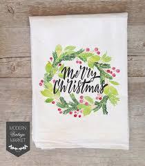 christmas towels christmas towels tea towels kitchen towels flour sack