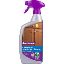 best kitchen cabinet cleaner rejuvenate 24 oz cabinet and furniture cleaner rj24cc the home depot