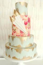 wedding cakes 2016 wedding trend of 2016 painted wedding cakes friendship multimedia