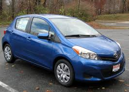 2011 toyota yaris information and photos zombiedrive