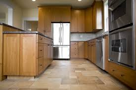 rustic kitchen with island u0026 hickory cabinets click to see