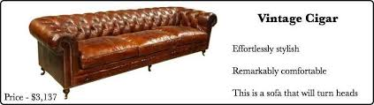 Vintage Chesterfield Leather Sofa Chesterfield Sofas For Sale Usa