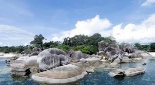 Sejuta Pesona Pantai Tanjung Tinggi Belitung MerahPutih