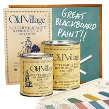old village buttermilk old village paint