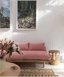 pink sofas for sale blush pink sofa mindandother com