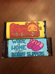 color your own direct sales hershey bar wrappers