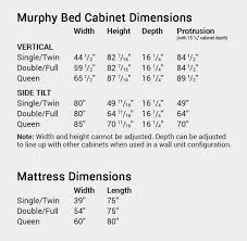 murphy wall bed superior cabinets