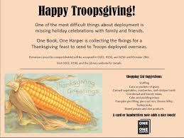 donate food for thanksgiving blog archives harper college library blog