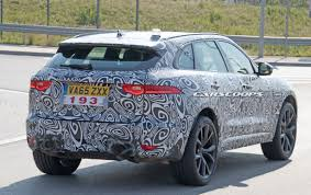 2018 porsche macan turbo 2018 jaguar f pace svr may produce over 500 hp to rival porsche