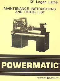 powermatic logan 12