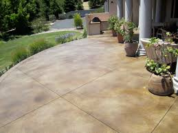 stained concrete patio u2013 the long lasting one pickndecor com
