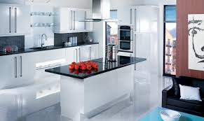 kitchen interesting design of modern residential kitchen ideas