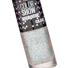 maybelline nail color show glitter it 293 7ml from ocado