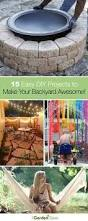 10 diy outdoor eating areas backyard grilling and summer