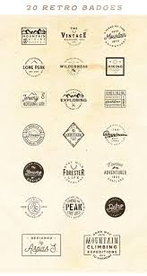 best 20 badge logo ideas on pinterest vintage logo design