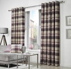 Grey And Purple Curtains Decorating With Plum Curtains Thebedroomspace