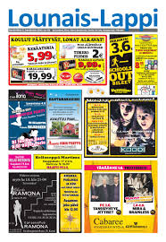 nissan almera xgl 2005 lounais lappi 1 6 2011 by alma media kustannus oy lounais lappi