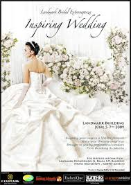 wedding dress bandung landmark bridal extravaganza inspiring wedding by landmark