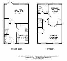 Small 4 Bedroom Floor Plans 2 Bedroom House Plans Uk House Design Plans