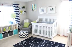 Gray Nursery Decor Simon S Nursery Reveal Bright Bold This Is Our Bliss