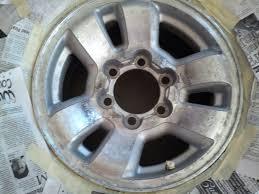 restoring late 90 u0027s tacoma wheels yotatech forums