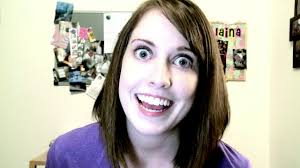 Obsessive Girlfriend Meme - overly attached girlfriend knife where s grandma at dr rush