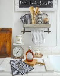 farmhouse kitchen vintage wood bakery sign