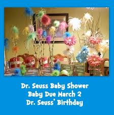 dr seuss baby shower favors seuss baby shower favors